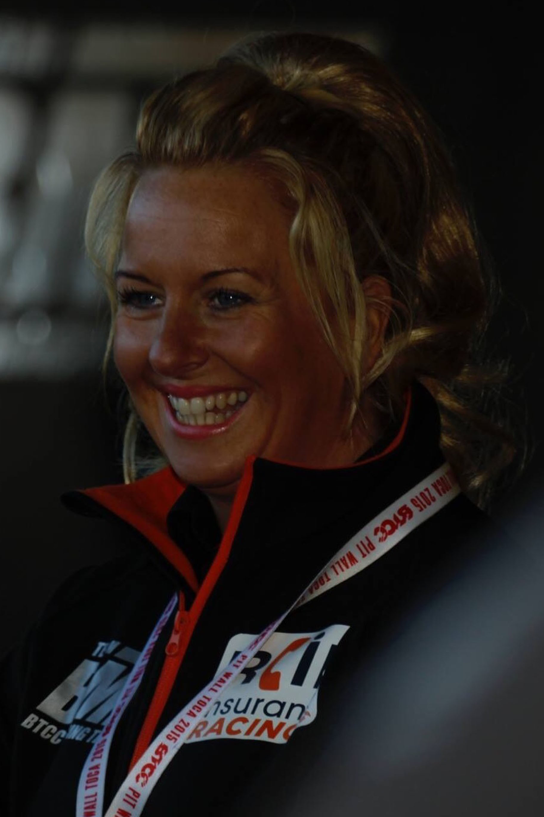 Vicki Scott Team BMR Technical